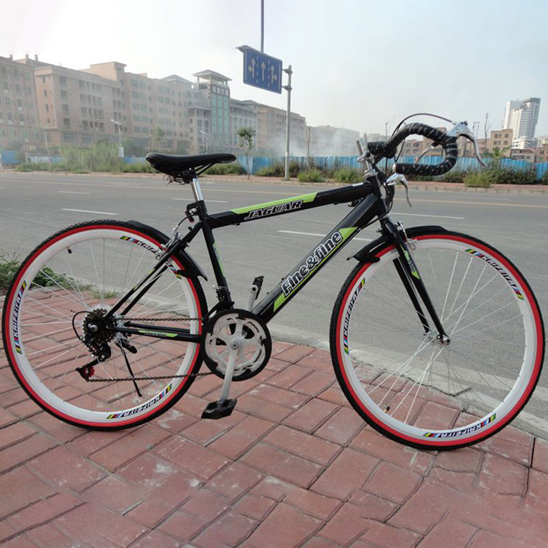 High Carbon Steel 18 Speed 26 Inch Bend Handlebar Sports & Entertainment Manufa Cturer Road Bike