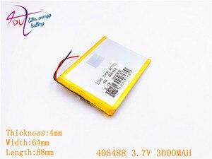 Image 3 - 安全梱包静的 Shelding バッグ 406488 3.7 V 3000 3.7v 5000ma の 406590 タブレットのために pc 7,8 、 9 インチポリマー lithiumion
