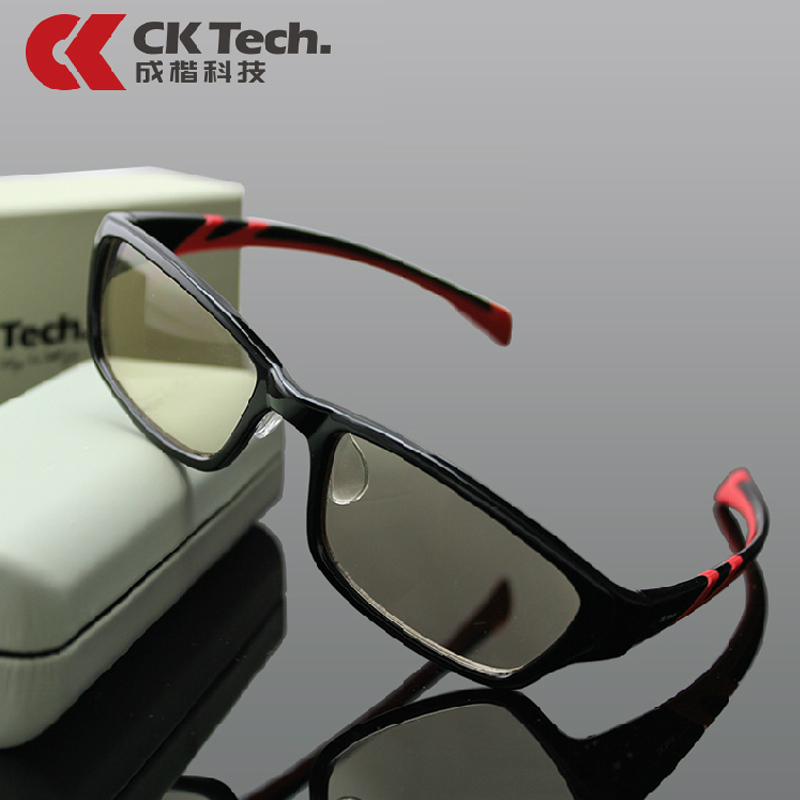 CK Tech Brand Melanin Radiation Safety Glasses  Impact Resistant Airsoft Goggles Anti-Fatigue Eyewear  For Computer Glasses 6003 sperian 110110 s600a streamlined anti impact safety glasses working glasses c100505