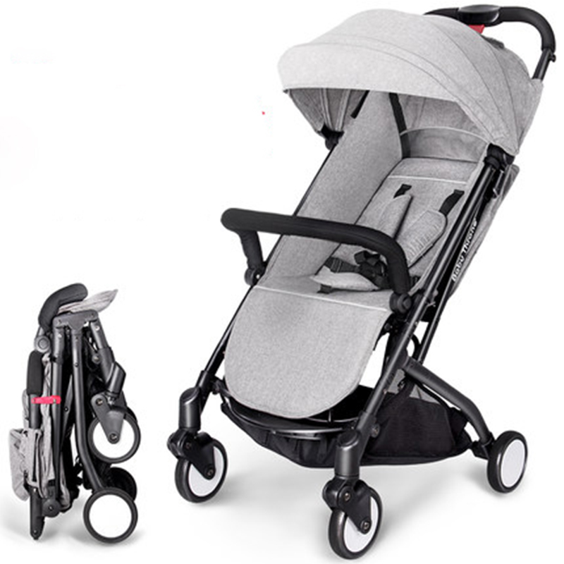 Hot Russia 2017 New baby stroller light folding baby blanket Can be on the plane baby pram china cheap 7 gift baby carriage china cheap lightweight baby stroller 5 9kg 7 free gifts folding carriage buggy pushchair pram newborn bb car shipping russia