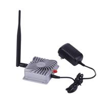 2 4GHZ Super Long Range High Speed IEEE802 11b G N WiFi WLAN Signal Booster 5W