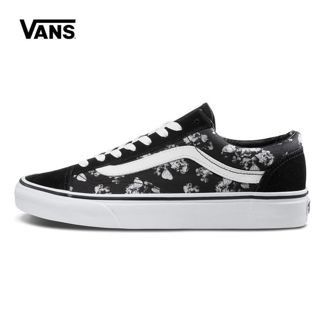 73ea7994b3 Original New Arrival Vans Men s   Women s Classic Style 36 Low-top  Skateboarding Shoes Sneakers Canvas Comfortable VN0A3DZ3SJG