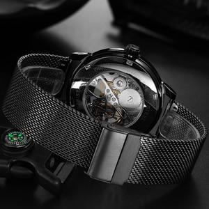 Image 4 - FORSINING Men Watch Top Luxury Brand Fashion Sports Mechanical Watches Mens Business Waterproof Wristwatch Relogio Masculino