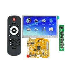 5 V bezstratnej Bluetooth 4.3 Cal LCD dekodera Bluetooth DTS FLAC APE AC3 WAV MP3 pokładzie dekoder dekodowania