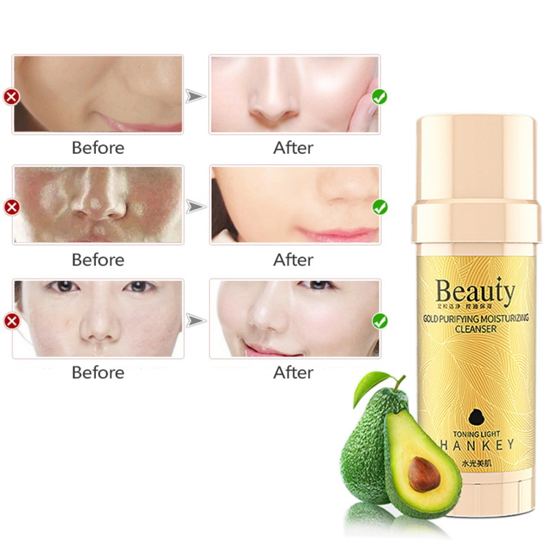 Moisturizing Facial Pore Cleanser Face Washing Product