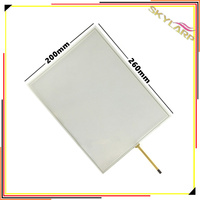 Original 12 1 Inch 4 3 4 Wire Resistive Touch Screen Panel For Machines Industrial Medical