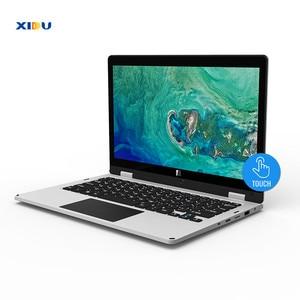 Image 1 - كمبيوتر محمول جديد XIDU PhilBook كمبيوتر محمول 1920*1080P HD كمبيوتر لوحي 2 في 1 رباعي النواة كمبيوتر محمول شاشة تعمل باللمس كمبيوتر صغير USB3.0 كمبيوتر محمول