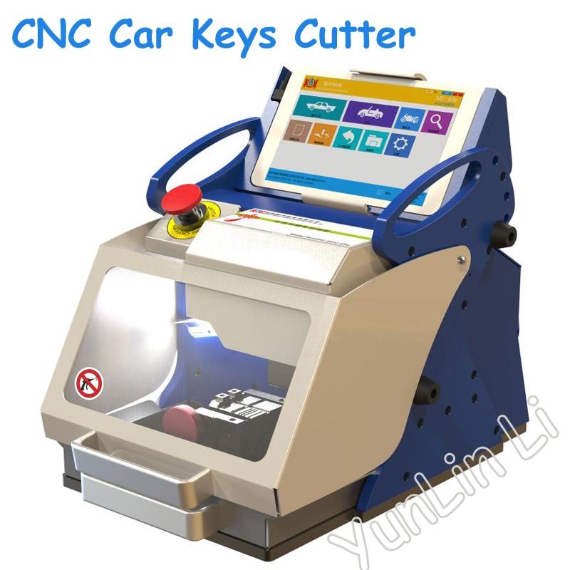 CNC Car Keys Cutting Machine Full Automatic Key Duplicate Machine Numerical Control Key Copier SEC-E9z