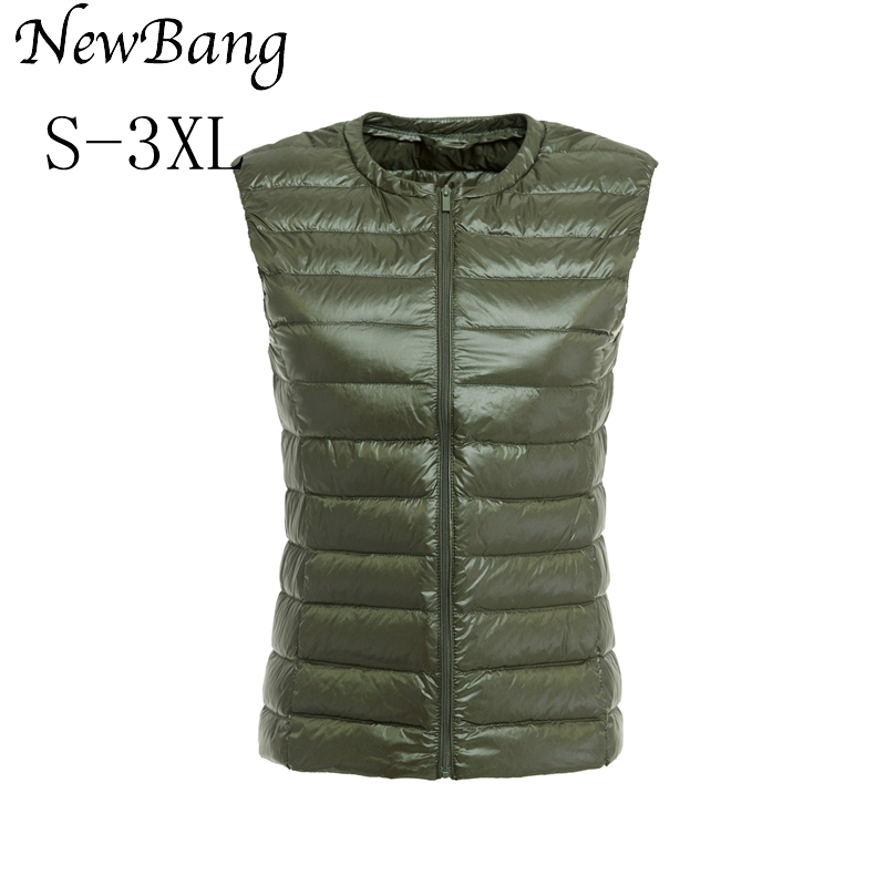 Newbang Waistcoat Women S Warm Vests Ultra Light Down Vest