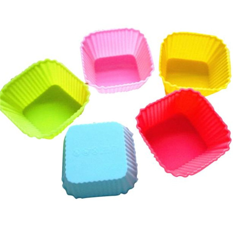 12PC Kitchen Craft Cake Cup Chocolate Liners Baking Cupcake Cases Muffin Cake Accessoire ...