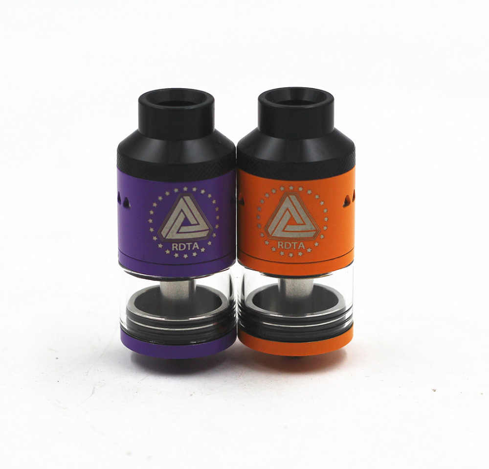100% Original iJOY Limitless 25mm RDTA Classic Edition 6.9ml RTA RDA Rebuildable Atomizer