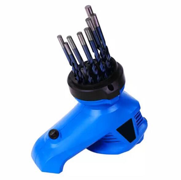 Promotion mini Electricity sharpener for Novices Grinder Tool Eu Plug 96w Electric Drill Bit Grinder For Sharpening Size 3-12mm 3 12mm 220v electric multi tool grinding machine twist drill bit sharpener grinder