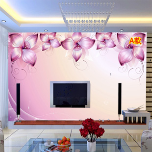 Custom large mural bedroom living room sofa TV background 3D wallpaper 3D wallpaper decoration sticker wall paintings