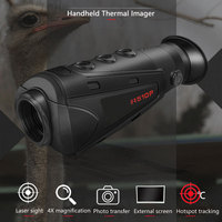 Handheld Infrared Thermal Imager Optics Scope 510P 17um Night Vision Monocular Sights Hunting Equipment