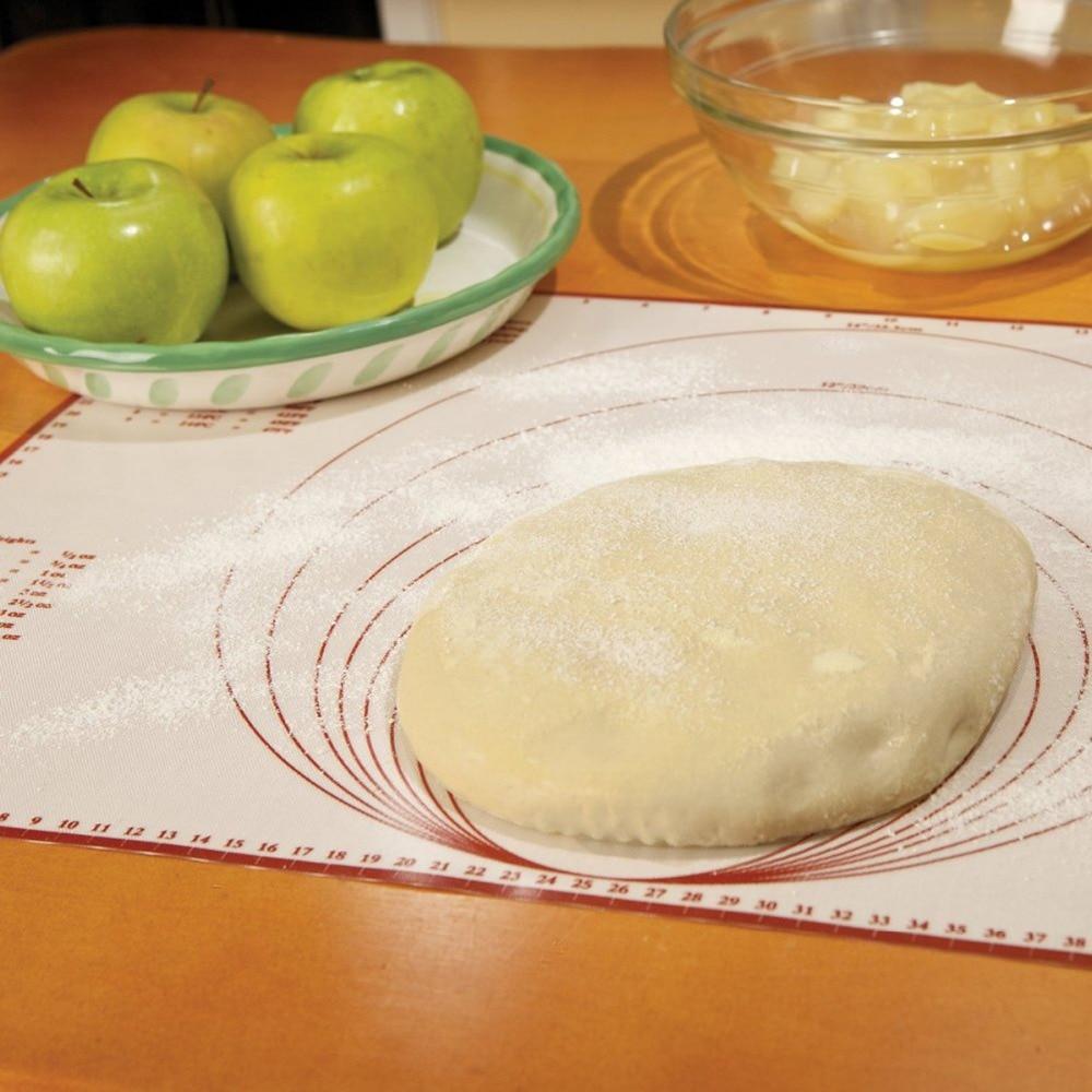 595X385mm (23,42 '' X 15,15 '') Antihaft-Silikon-Backmatte Macaron / - Küche, Essen und Bar - Foto 4