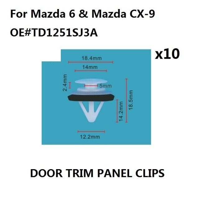 Fastener Diagram Mazda 6 - Enthusiast Wiring Diagrams •