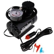 Портативный электрический мини 12 в воздушный компрессор насос автомобильных шин насос 300PSI мотоциклы надувной насос