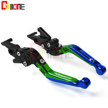 цена на Motorcycle CNC Adjustable Foldable Brake Clutch Levers For Honda CBR600RR 2003 2004 2005 2006 CBR 600RR 03 04 05 06