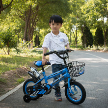 14 Kids Bike Tricycle 3 Wheels Balance Safety Baby for 3-7 years old Cycling Training Bicycle child tricycle