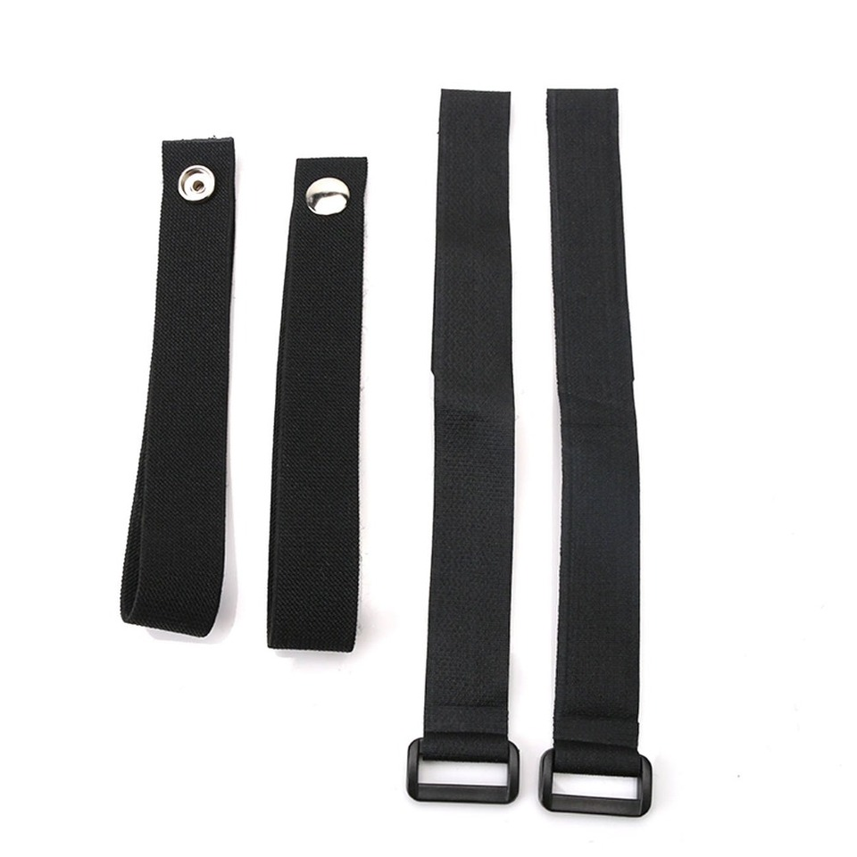 Rear Window Straps For Jeep Wrangler Jk Jku Soft Top Straps