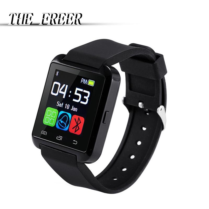 Akıllı Spor Dijital İzle U8 cep Basit Saat Ucuz android dokunmatik - Erkek Saatleri - Fotoğraf 3