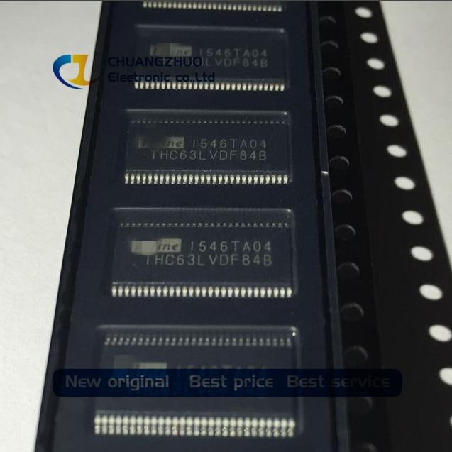 5pcs/lot New Original  THC63LVDF84B THC63LVDF84 DESERIALIZER LVDS 56TSSOP