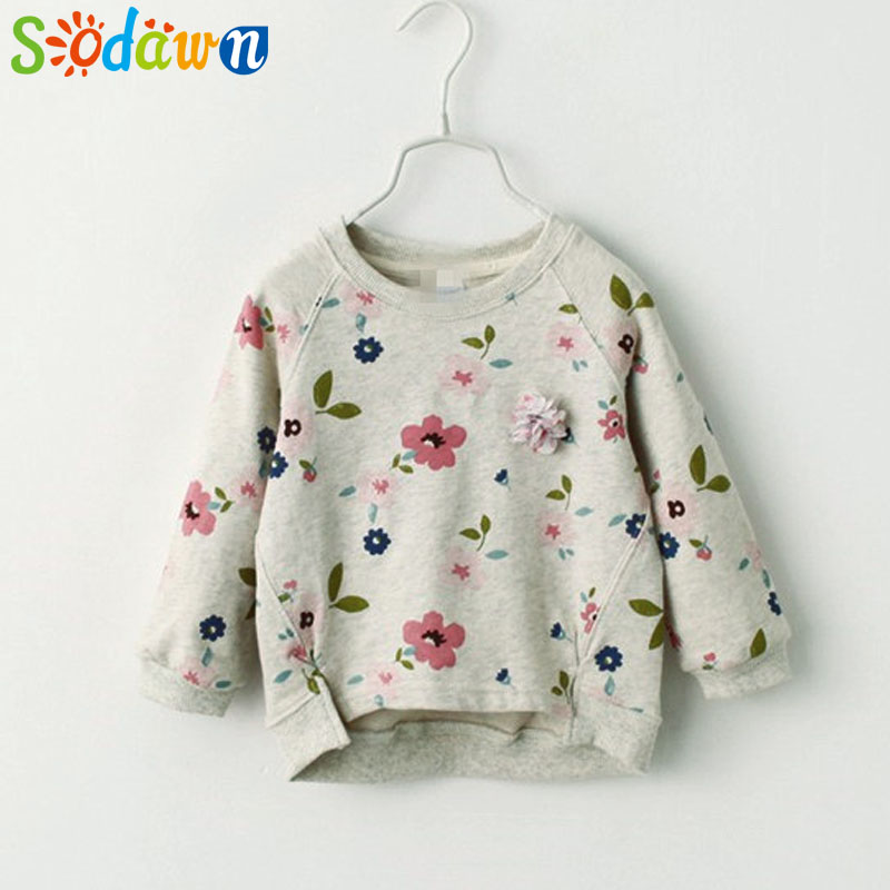 c28b5a8e19306 Detail Feedback Questions about Sodawn Girls Clothes Children's Clothing  Long Sleeved Sweater Autumn Winter Baby Shirt Baby Girls Clothing on  Aliexpress.com ...