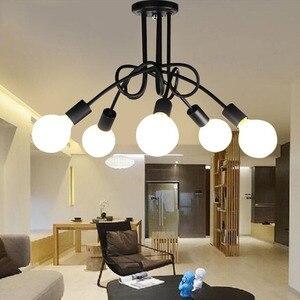 Image 2 - Moderne Decke Lichter Einfache Amerikanischen restaurant Nordic wohnzimmer schlafzimmer leuchten