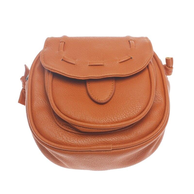 Coklat Kecil Mini Tas Vintage Wanita Pu Kulit Messenger Tas Wanita Tas  Dompet Tote Perempuan Bahu 792ace05c9