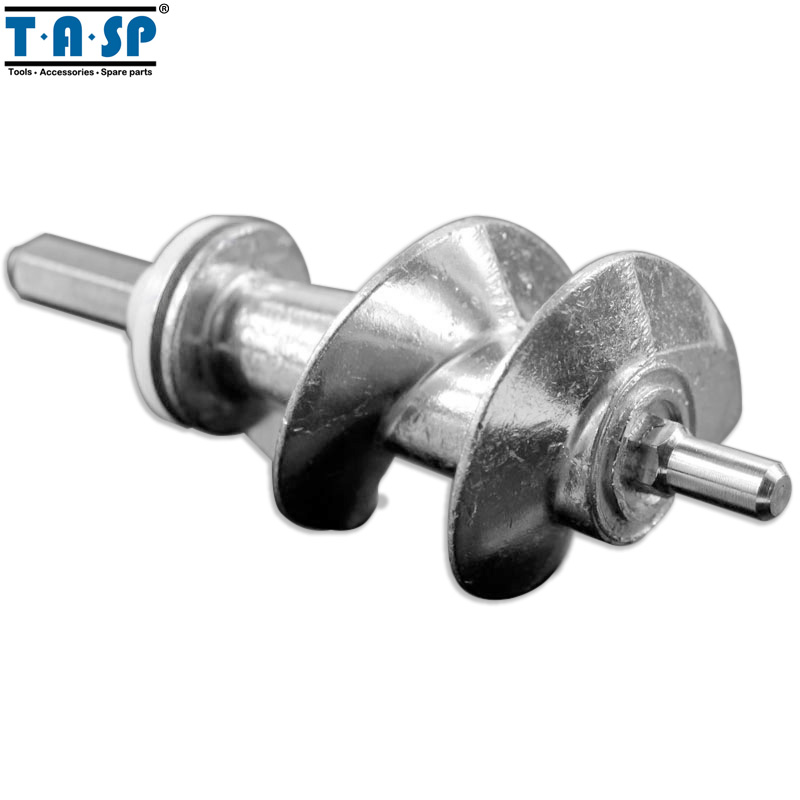 Meat Grinder Screw Auger Spare Parts Feedscrew SS-989843 For Moulinex Kitchen Appliance
