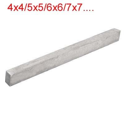 1pc High Speed CNC Lathe Cutting Tool Bits Bar HSS 4x4/5x5/6x6/7x7/8x8/9x9/10x10/11x11/12x12/13x13/14x14/.../26x26 200mm Length цена