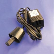 220V 6ВТ 12Вт W 25W 55 Вт 75 Вт Очистка воды ультрафиолетовый светильник бактерицидная и стерилизации УФ лампа Мощность со штепселем балласт