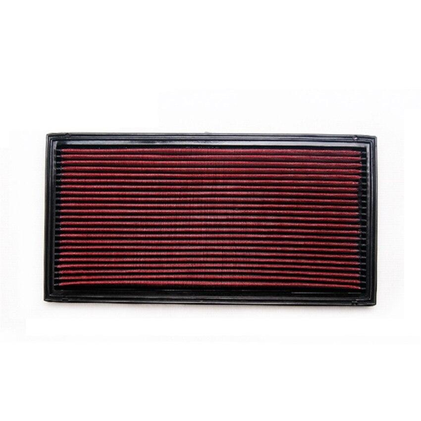 ФОТО EDDYSTAR High Flow Air Filters 33-2128 Cotton Gauze Pre-Oiled Increase Horsepower For Volkswagen Bora Jetta Lavid Beatles GOLF