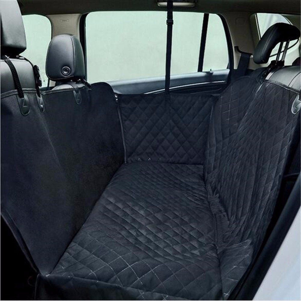 Car Pet Seat Cover Hammock Blanket Pet Car Back Seat Cover