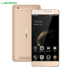 LEAGOO Shark 5000 3G Mobile Phone 5000 mAh Android 6.0 5.5 Inch HD IPS MT6580A Quad