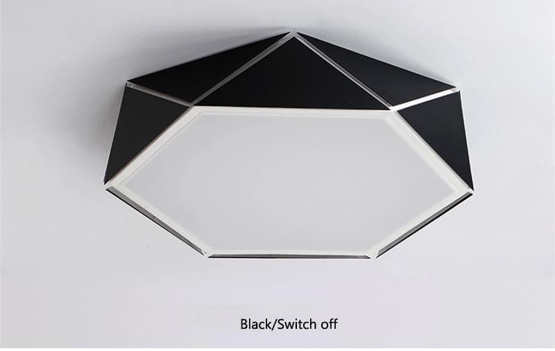 Geometry ceiling light (22)