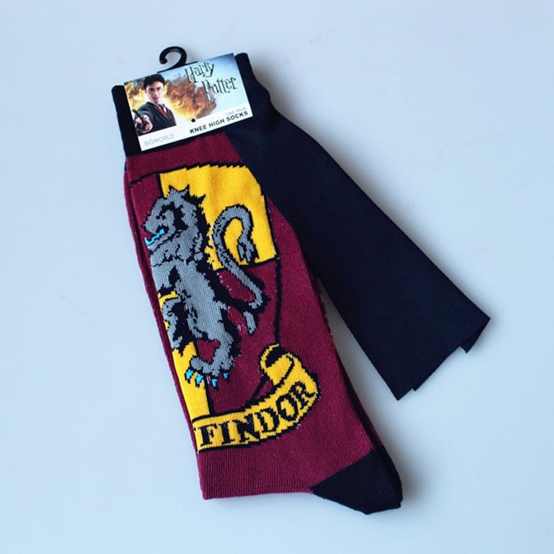 Men's Socks Batman Superman Harry Personality Handmade Cloak Medium Socks Men's Cartoon Casual Socks Men's Harajuku Men'