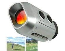 7X18 Golf rangefinder, electronic range finder, monocular rangefinder Ranging Telescope, golf mirrors