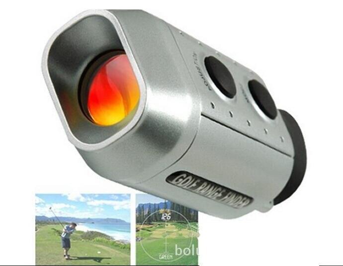 7X18 Golf rangefinder electronic range finder monocular rangefinder Ranging Telescope golf mirrors