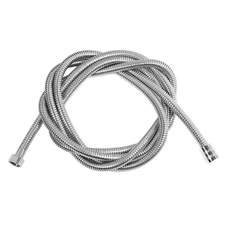 1.2m Stainless Steel Shower Hose Explosion-proof Pull Tube Plumbing Hoses