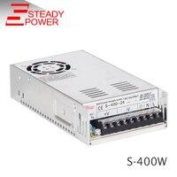 free shipping S 400W 12v 24v 48v Hot Sale CCTV Camera AC DC 30 Amp Power Supply