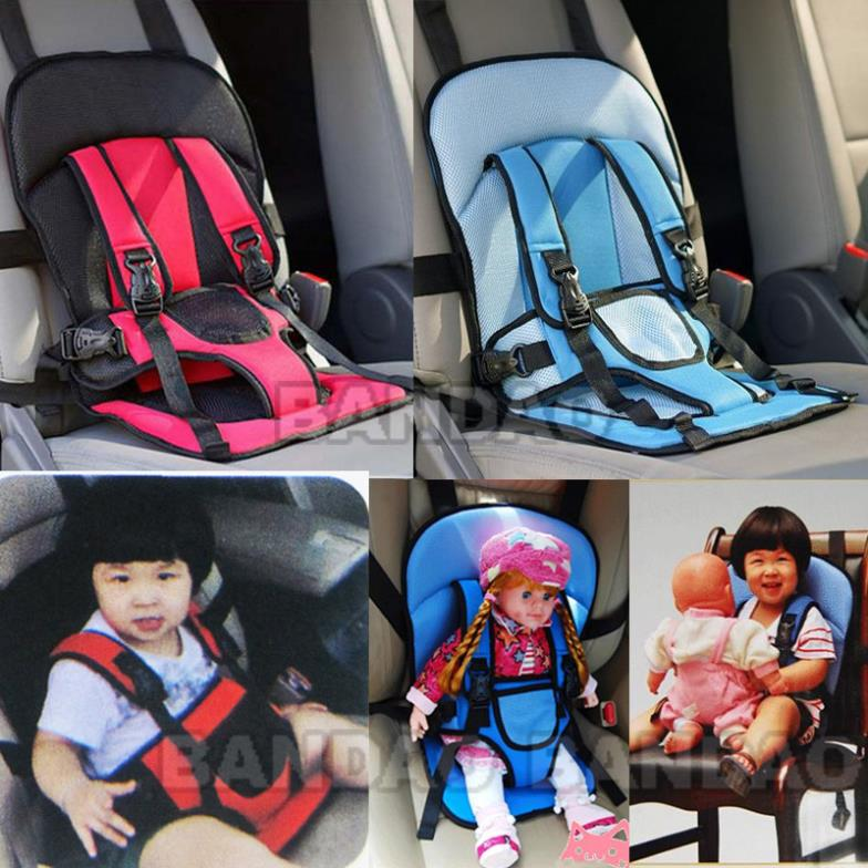 portable babykidsinfantchildren car safety booster seat cover cushion multi