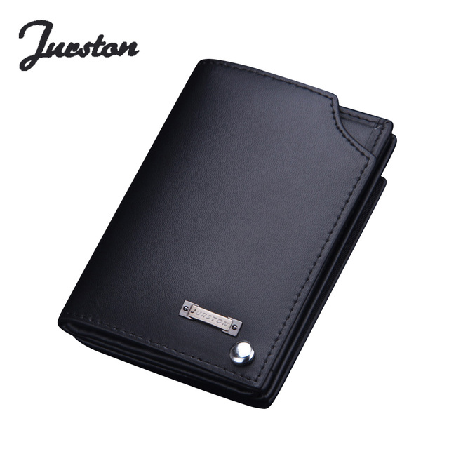 Wire male genuine leather card case men's cowhide bank card bag casual commercial card holder
