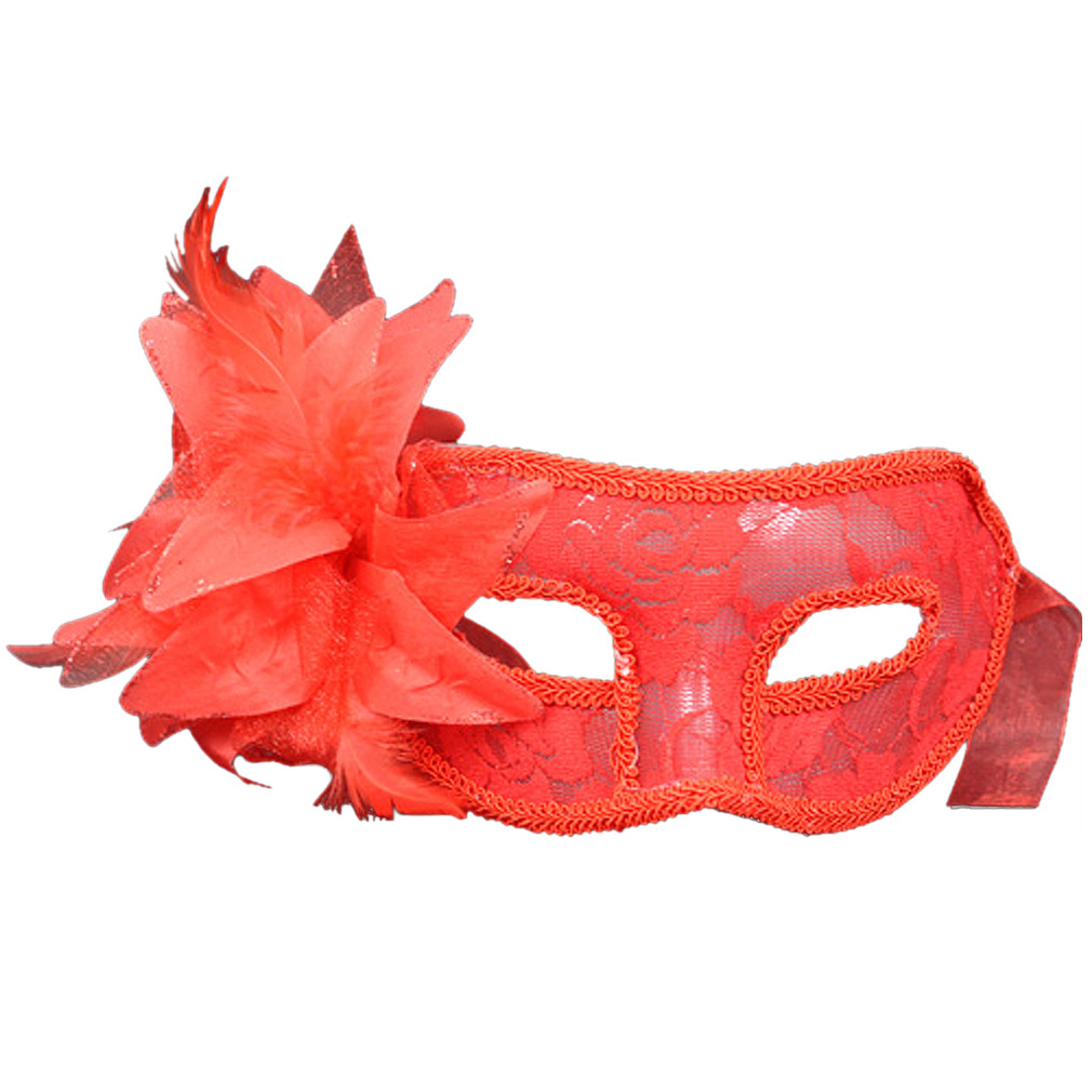 Feather Eye Mask Promotion-Shop for Promotional Feather Eye Mask ...