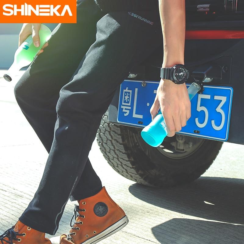 SHINEKA Bottle-Opener License-Plate Wrangler Jk Jeep Mounted-Accessory 4X4 Rear Sport