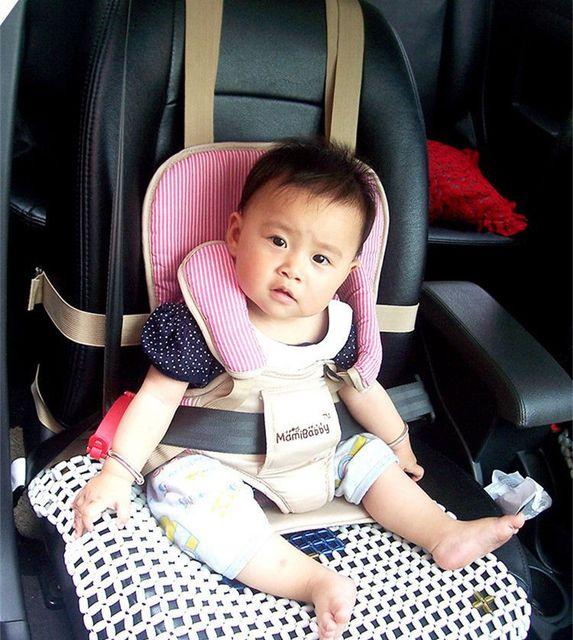 2015 Горячий Продавать Новый Портативный Детское Автомобильное Кресло 0-5 лет ребенок, ребенок Младенческой Безопасности Автокресло для Ребенка 9-25 КГ Защитить Ребенка