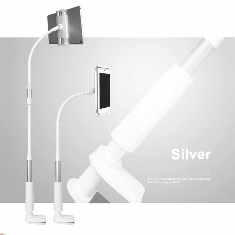 Универсальный 360 градусов регулируемый кронштейн Подставка держатель подставка Lazy Bed Настольный держатель для планшета для ноутбука Ipad Mini Pro Чехол для мобильного телефона