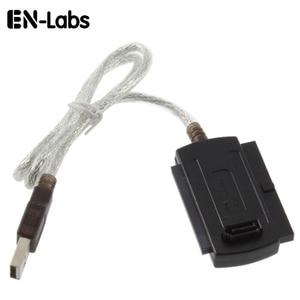 """Image 3 - En מעבדות 3 in 1 USB 2.0 לide/SATA 2.5 """", 3.5 """"כונן הדיסק הקשיח HDD SSD 480 Mb/s ממשק נתונים ממיר מתאם כבל"""