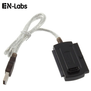 """Image 3 - En Labs 3 in 1 USB 2.0 To IDE / SATA 2.5"""",3.5"""" Hard Drive Disk HDD SSD 480Mb/s Data Interface Converter Adapter Cable"""
