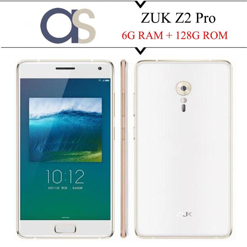 New Lenovo ZUK Z2 Pro LTE Phone 4G RAM 64 ROM Snapdragon820